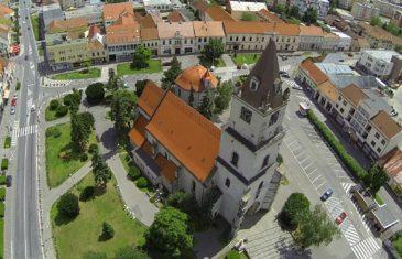 Hlohovec – Námestie sv. Michala 2015