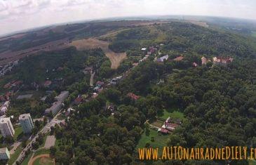 Slovensko zhora: Hlohovec Castle