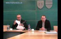 Tlačovka MsÚ Hlohovec (12.2.2015)