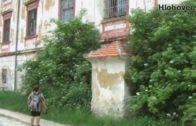 Zúfalý stav zámku v Hlohovci