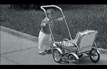 Hlohovec v 60. rokoch (1964)