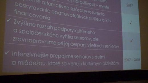 Dva roky vo funkcii primátora mesta Hlohovec – prezentácia