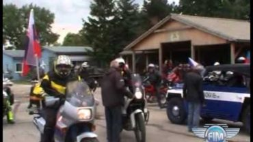 2nd European Motorcycle Senior Activity Meeting in Hlohovec