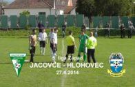 Futbal: Jacovce – Hlohovec 27.4.2014
